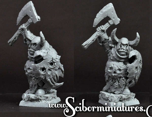 Orc Warrior #2
