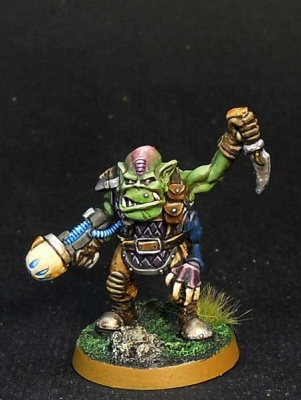 Chaos Hybrid Orc
