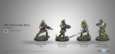 45th Highlander Rifles (AR)