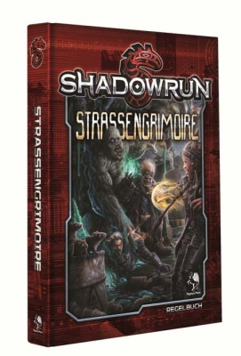 Shadowrun 5: Straßengrimoire(Hardcover)