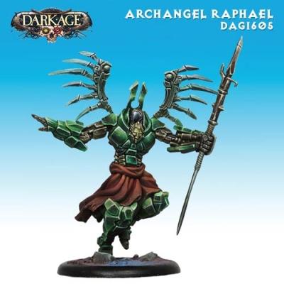 Archangel Raphael (1)