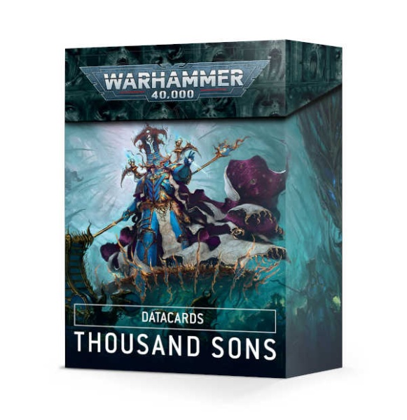 Datakarten: Thousand Sons