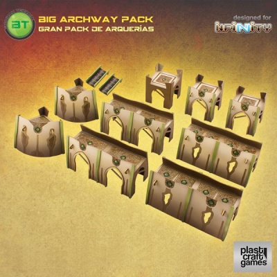 BOURAK Big Archway Pack