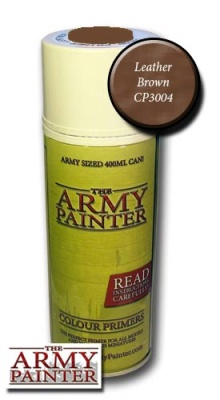 Colour Primer Leather Brown
