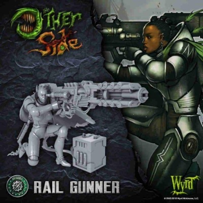 The Other Side (Abyssinian Empire): Rail Gunner
