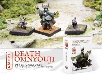 Death omnyouji (1+2)