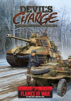 Devil's Charge (Ardennes 80 Pages)