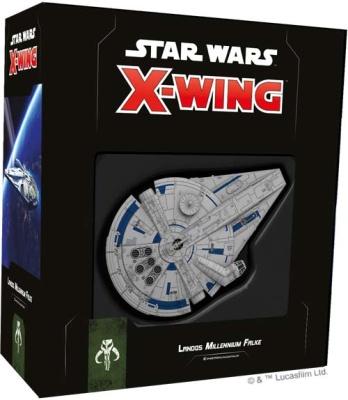 SW: X-Wing 2.Ed. Landos Millennium Falke