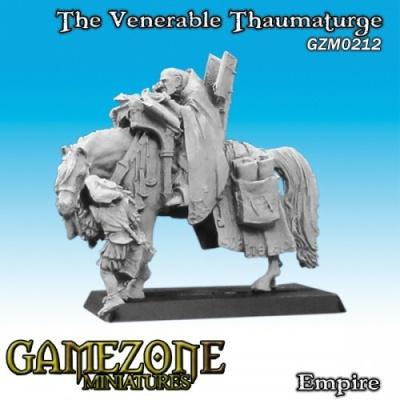 Venerable Thaumaturge (1)