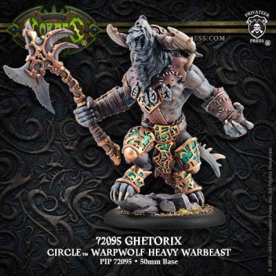 Circle Ghetorix Heavy Warbeast