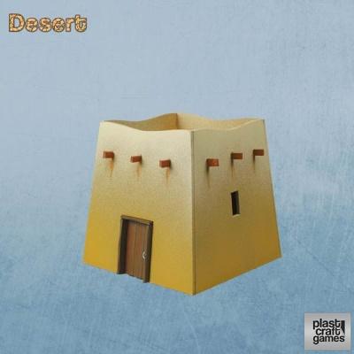 Desert Buildings 1