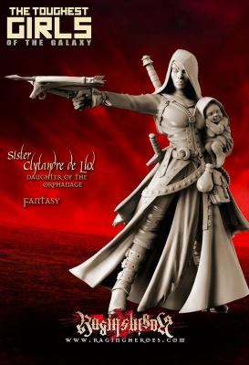 Clytandre de Lux, DoO CG (Sisters - FANTASY)