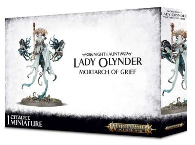 Nighthaunt: Lady Olynder