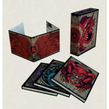 D&D RPG - Core Rulebook Gift Set CE Alternate Cover - EN
