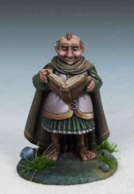 Friar Stout - Halfling Cleric