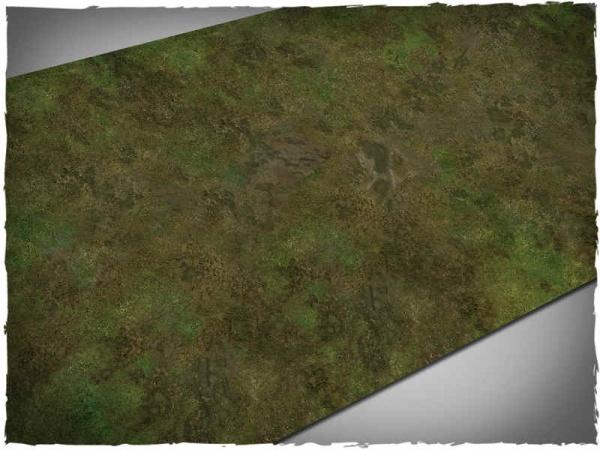 "Game mat - Muddy Field 44"" x 90"""