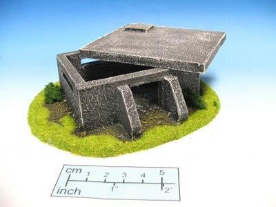 Bunkeranlage (1:72)