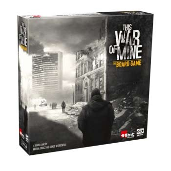 This War of Mine: The Board Game - EN