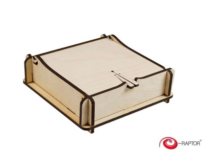 Storage Box: Magic Box (Wooden)