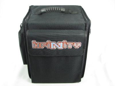 INFINITY Alpha Bag Horizontal Standard Load Out