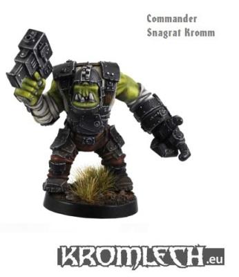 Snagrat Kromm - Orc Commander (1)