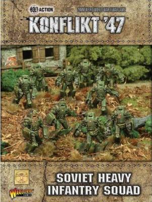 Soviet Heavy Infantry (10)