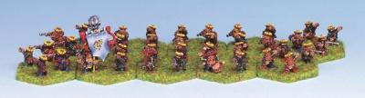 Dwarf Arquebusiers (40)