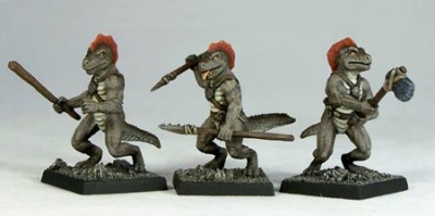 Troglodyte Warrior I (3)