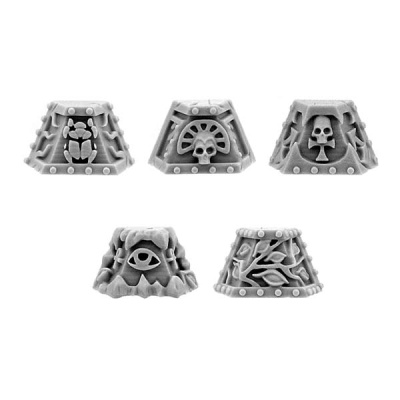 Egypt Sons Pyramid Shoulder Pads (5)