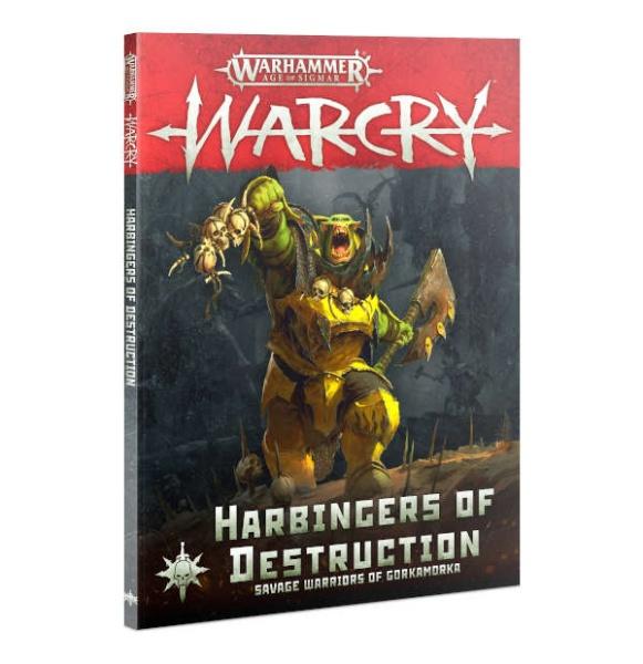 Warcry: Sendboten der Zerstörung
