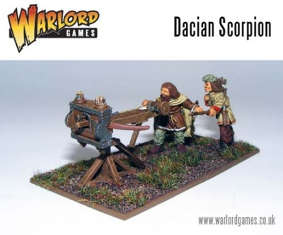 Dacian Scoprion