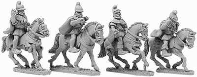 Hellenistic Thracian Light Cavalry (random 4 of 4