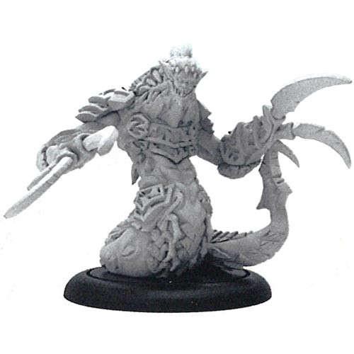 Bethayne, Pride of Everblight - Legion Warlock (metal/resin)