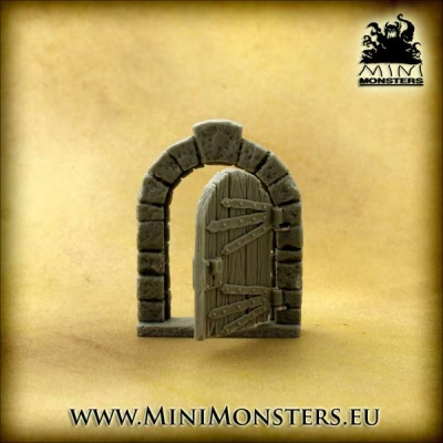 Dungeon Doors (4)