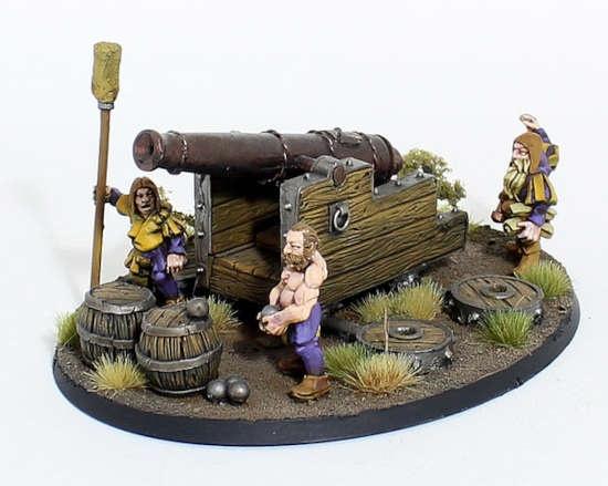 Griffin Artillery (ohne Base)