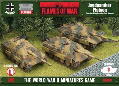 Jagdpanther Platoon