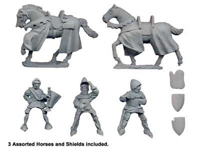 Mounted Knights Command (3)