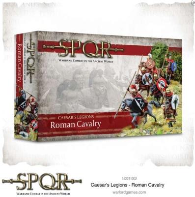 SPQR: Caesar's Legions - Roman Cavalry (6)