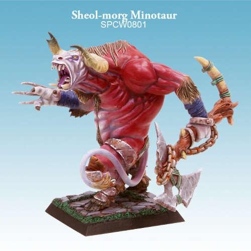 Sheol-morg Minotaur