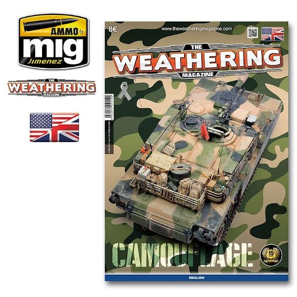 The Weathering Magazine: Issue 20 CAMOUFLAGE