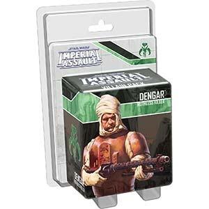 Imperial Assault - Dengar Villain Pack