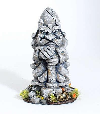Dwarven Statue #3