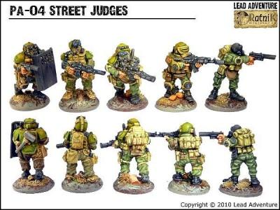 Street Judges (5)