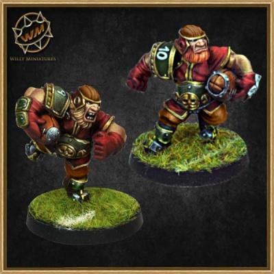 Dwarf Runners (2)