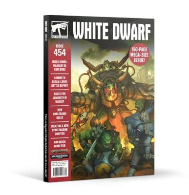 White Dwarf 454 Mai 2020