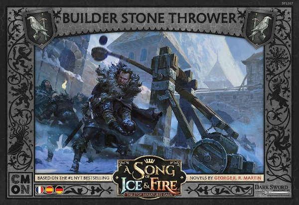 A Song of Ice & Fire - Steinwerfer der Baumeister (DE)