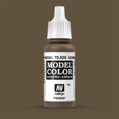 Model Color 145 Mittelbraune Tarnung (Ger.Med. Brown) (826)
