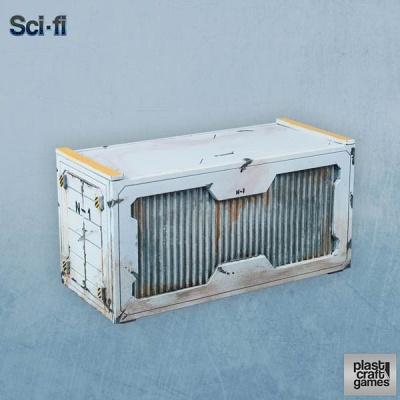 SciFi Big Container