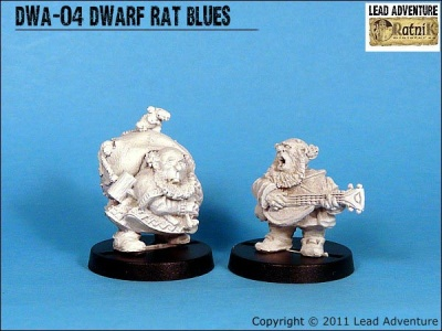 Dwarf Rat Blues (2)