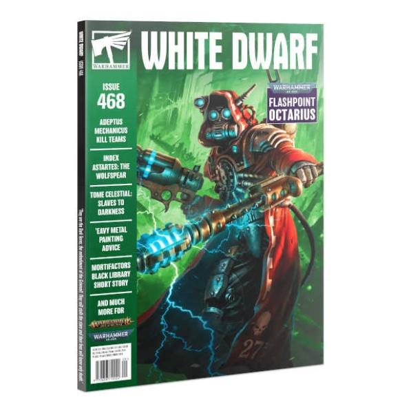 White Dwarf 468 September 2021